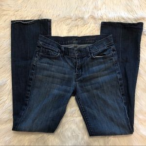 7 For All Mankind Denim Size 30 High Waist Bootcut